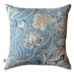 Poduszka Flora Porcelain Blue