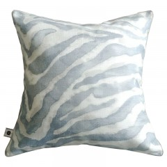 Poduszka New Hamptons Zebra Dusty Blue