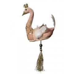 Zawieszka Velvet Swan