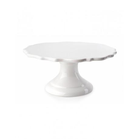 Patera ceramiczna biała