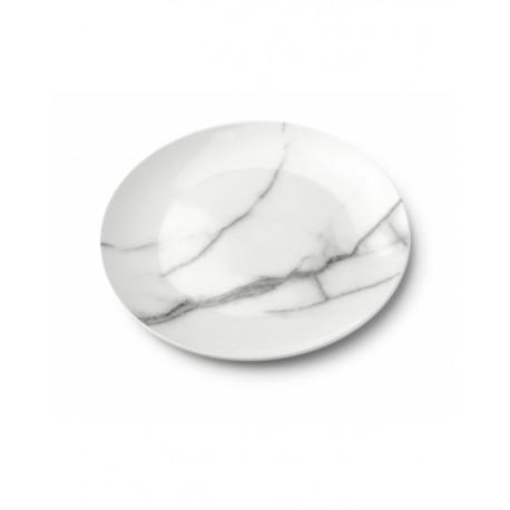Talerz deserowy Marble 2 szt.