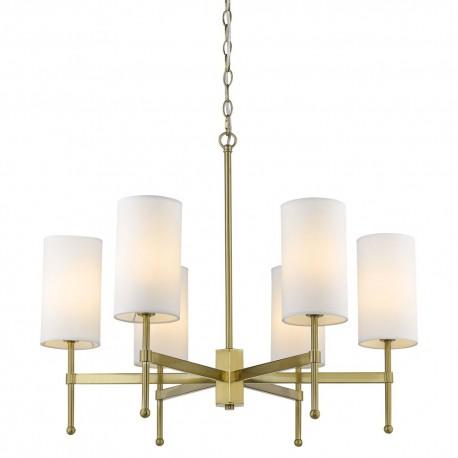 Lampa wisząca DENVER GOLD